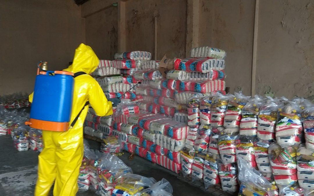 FUNAI: Indígenas do Mato Grosso do Sul recebem 11 mil cestas de alimentos