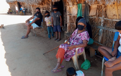 FUNAI: Funai investe cerca de R$ 1 milhão em ações de prevenção junto ao povo Xavante no MT