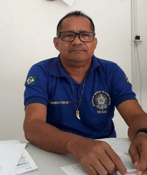 IEPÉ: Nota de pesar: Oiapoque perde o Senhor Fernando Forte Karipuna, vítima da COVID-19
