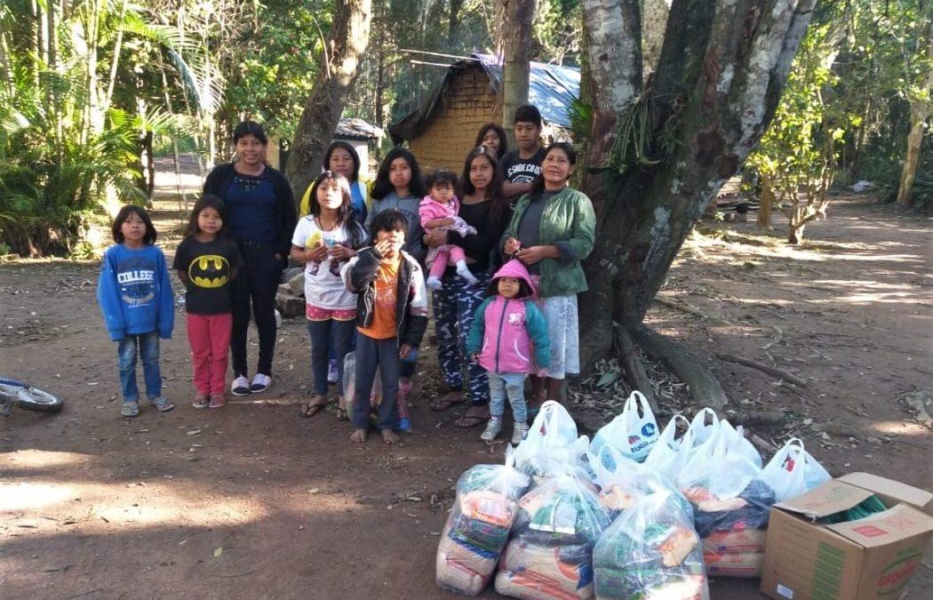CIMI: Rede de Solidariedade se mobiliza para amenizar fome, frio e avanço da covid-19 nas aldeias e acampamentos indígenas