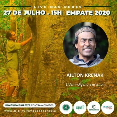 CPI- ACRE: EMPATE 2020 – Povos da floresta na luta contra a Covid-19