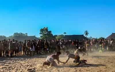 AMAZÔNIA REAL: Covid-19 faz Kuarup ser cancelado pela primeira vez em 50 anos