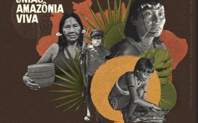 AMAZÔNIA NOTÍCIA E INFORMAÇÃO: União Amazônia Viva: iniciativa visa arrecadar R$ 6 milhões para apoiar os povos da floresta no combate à Covid-19