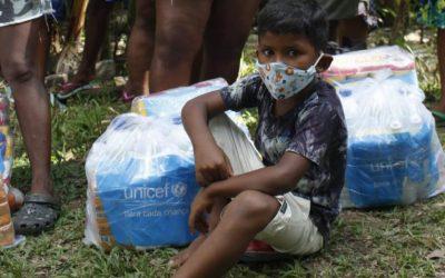 ONU BRASIL: UNICEF: é preciso fortalecer ECA e priorizar investimentos em meio à pandemia