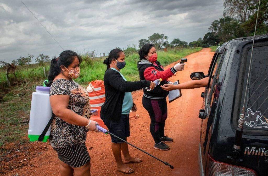 FOLHA DE SÃO PAULO: Indígenas de MS dependem de doações e aldeias registram escalada de mortes por Covid-19