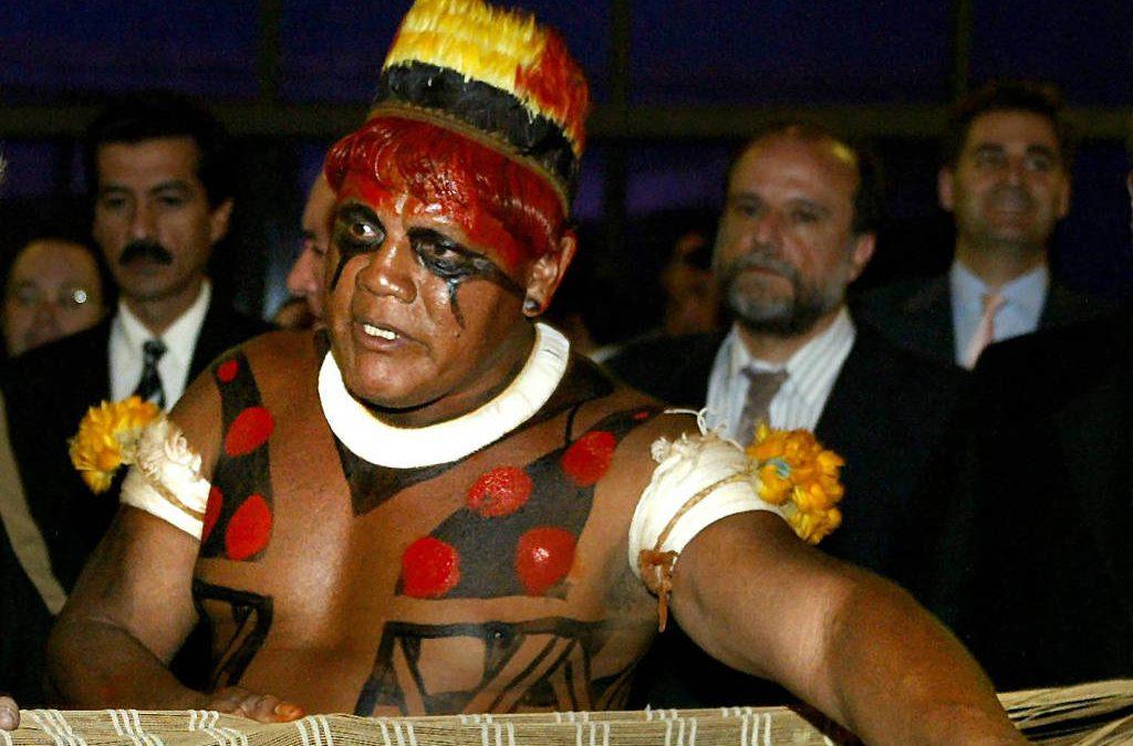 FOLHA DE S. PAULO: Líder del Alto Xingu, el cacique Aritana muere a los 71 años víctima de la Covid-19