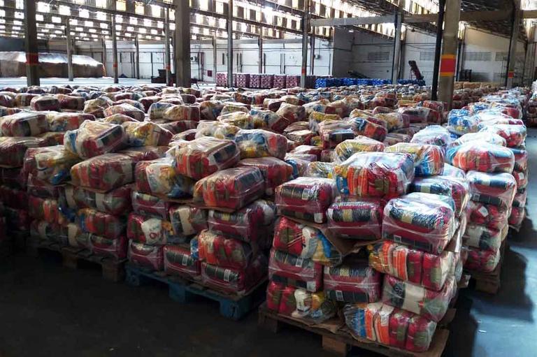 FUNAI: Covid-19: Mais de 6 mil famílias indígenas receberão cestas de alimentos em SC e PR