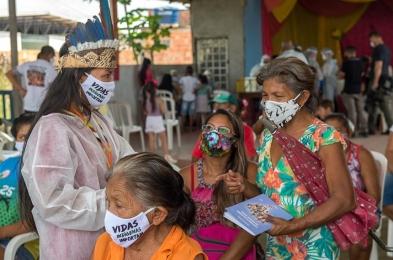 COMIN: STF garante que governo federal tome medidas de proteção aos povos indígenas