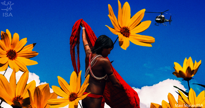 ISA: As línguas Yanomami em presente distópico