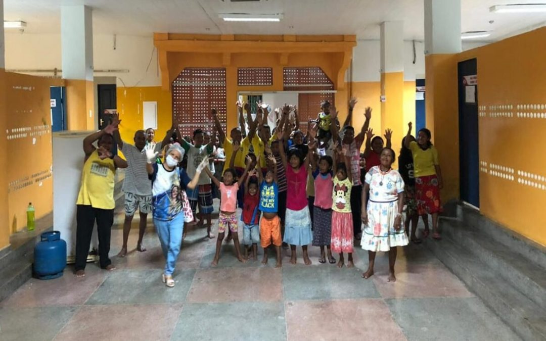 CNBB: Arquidiocese da Paraíba mantém casas de acolhimento para indígenas venezuelanos