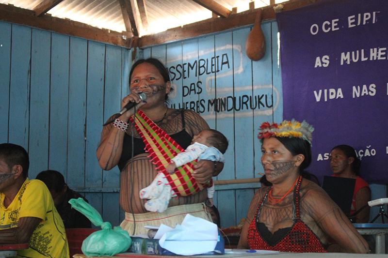 """AMAZÔNIA REAL: """"Não há Brasil sem os povos indígenas"""". Entrevista especial com Kabaiwun Munduruku"""
