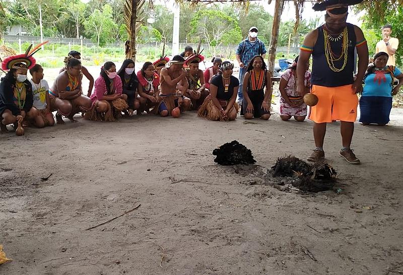 BRASIL DE FATO: Na Bahia, aldeia Pataxó vence batalha contra reintegração de posse
