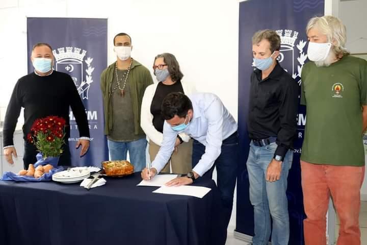 FUNAI: Funai e prefeitura de Itanhaém (SP) assinam termo de cooperação e inauguram agroindústria