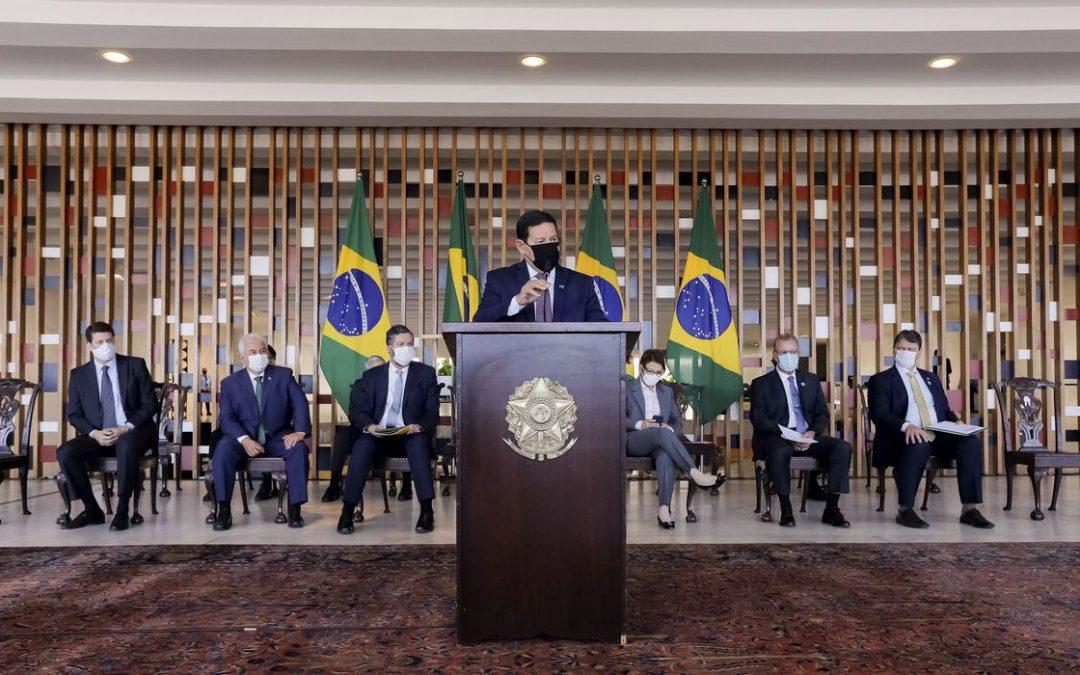 DE OLHO NOS RURALISTAS: Esplanada da Morte (XVI) — Mourão mimetiza a ditadura ao ignorar extermínio de indígenas na Amazônia