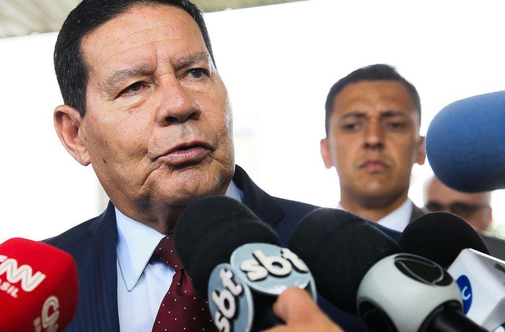 AGÊNCIA PÚBLICA: Mourão concentra políticas para a Amazônia nas Forças Armadas