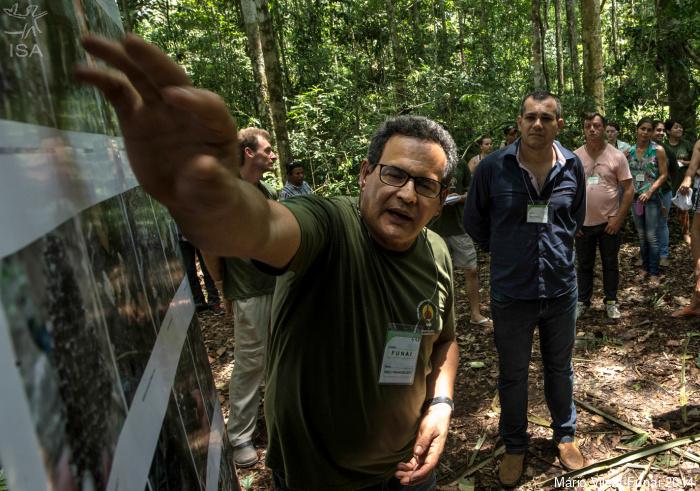 ISA: Morte de sertanista aponta para aumento da pressão sobre isolados em RO
