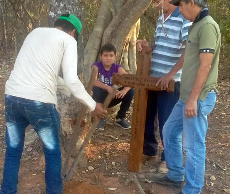 JORNALISTAS LIVRES: Aldeia dos quatro Chiquitanos mortos por policiais é alvo de ameaças
