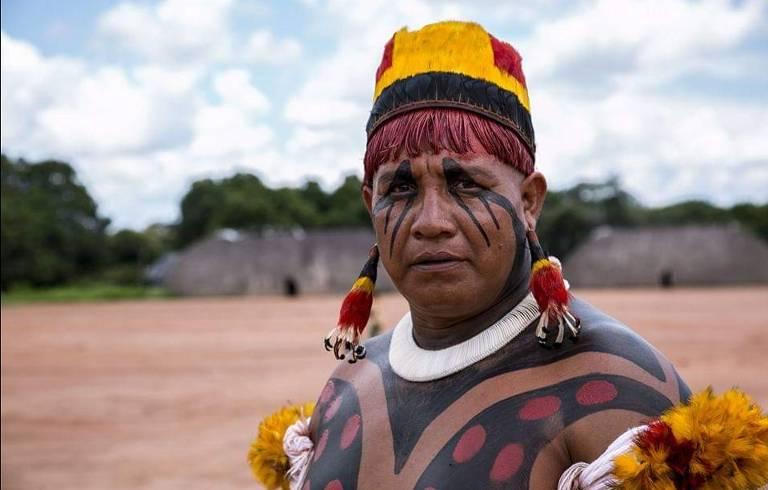 FOLHA DE S. PAULO: Governo planeja eliminar a meta de proteger 100% das terras indígenas