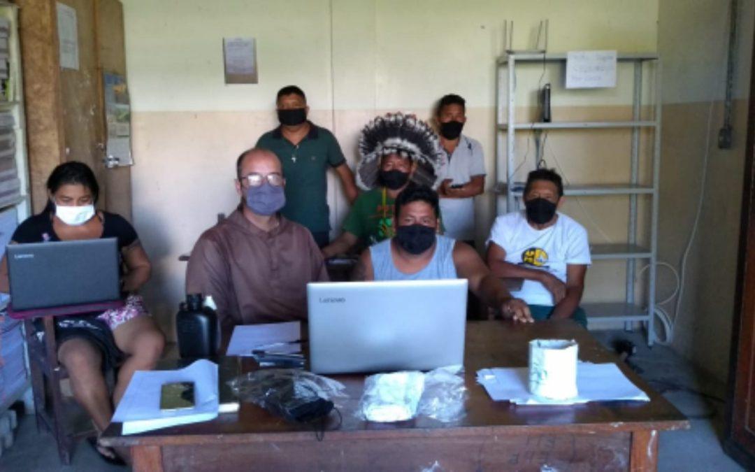 IEPÉ: Povos do Tumucumaque se organizam contra a pandemia de COVID-19