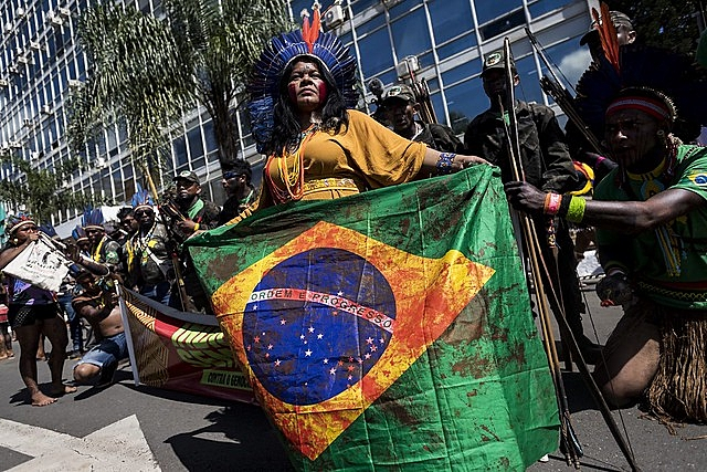 BRASIL DE FATO: During Bolsonaro's 1st year in office, 113 indigenous people were murdered