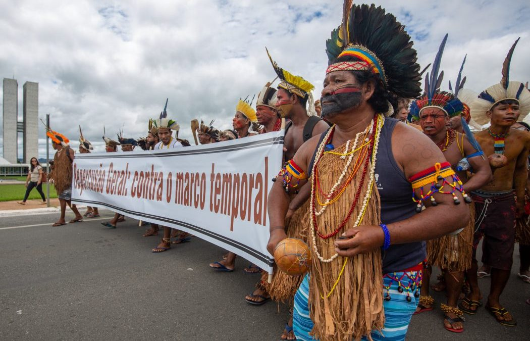 CIMI: STF retira de pauta julgamento de repercussão geral sobre direitos dos povos indígenas
