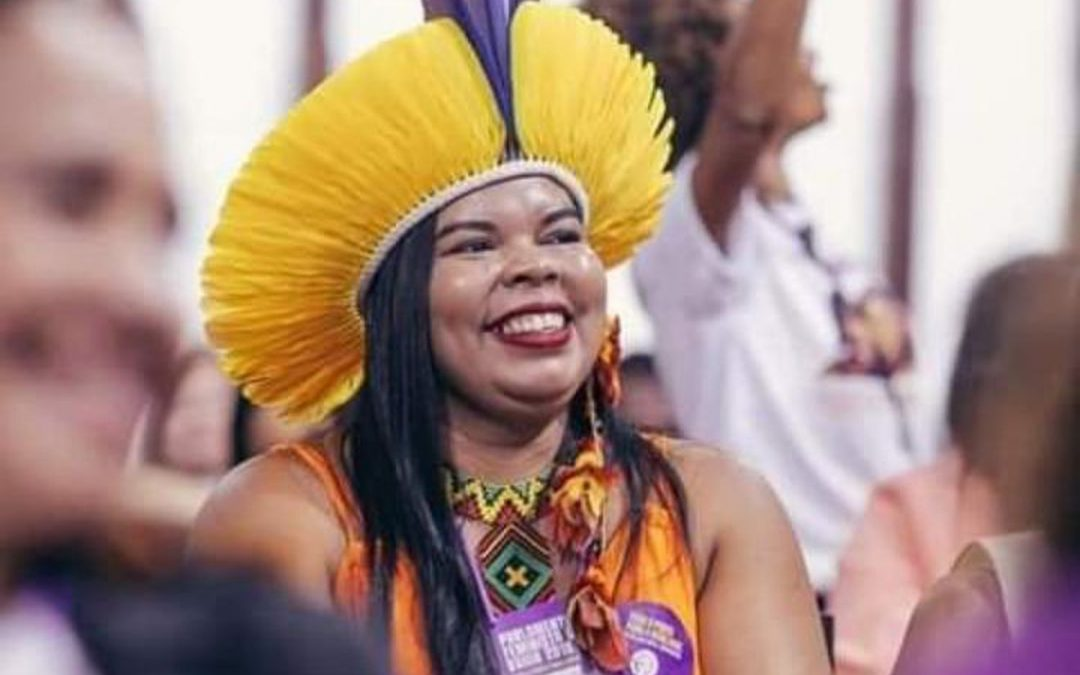 AMAZÔNIA NOTÍCIA E INFORMAÇÃO: Contra desmatamento, invasões e paralisação nas demarcações, candidaturas indígenas crescem 28%