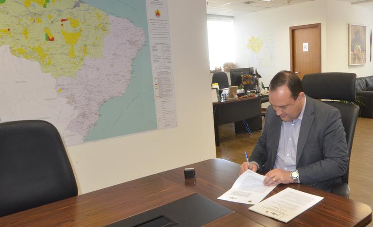 FUNAI: Funai e Embrapa firmam acordo para desenvolver cadeias produtivas em Terras Indígenas