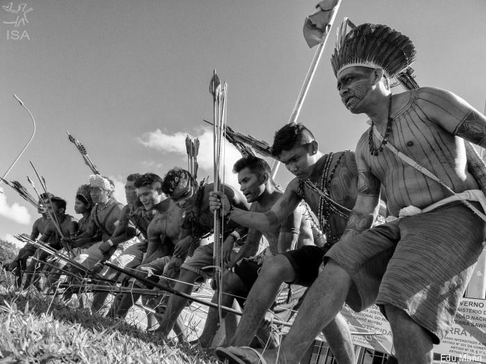 ISA: Povo Munduruku denuncia invasões de madeireiros e garimpeiros em carta aberta