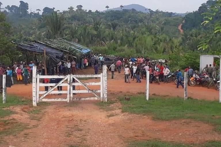 FOLHA DE S. PAULO: Invasores de terra indígena cercam base e ameaçam fiscais do Ibama no Pará