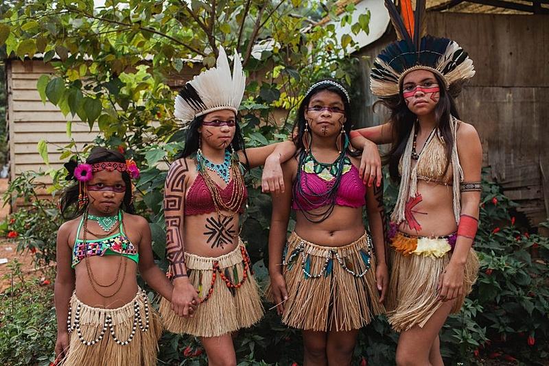 BRASIL DE FATO: Dia da Beleza Indígena é comemorado em evento virtual neste sábado (21)