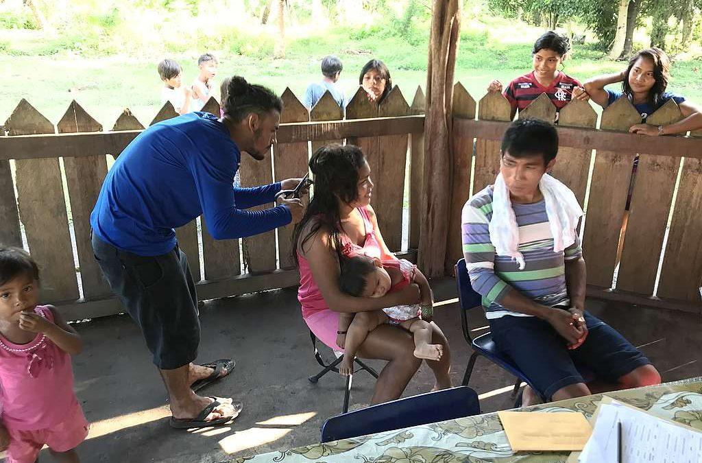 GREENPEACE: No Pará, estudo comprova contaminação dos Munduruku por mercúrio de garimpo ilegal