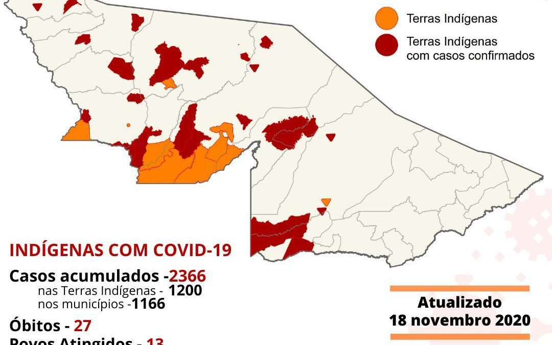 CPI- ACRE: Monitoramento da COVID-19 entre indígenas no Acre