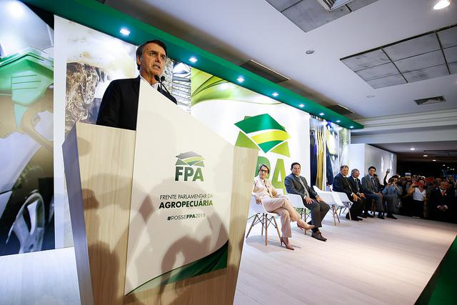 DE OLHO NOS RURALISTAS: Membros da Frente Parlamentar da Agropecuária disputam prefeituras em dez capitais