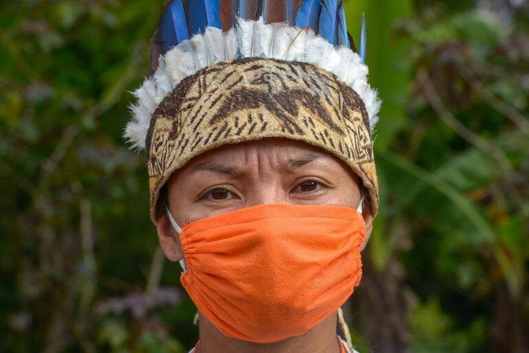 COMIN: Frente Parlamentar Indígena lança guia prático sobre lei de enfrentamento à pandemia