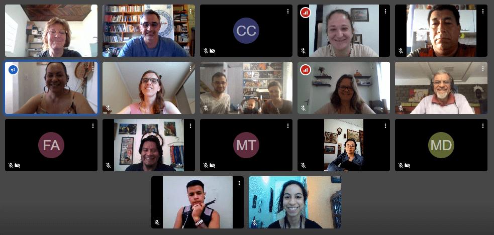 COMIN: COMIN promove rodas de diálogo com organizações e coletivos indígenas
