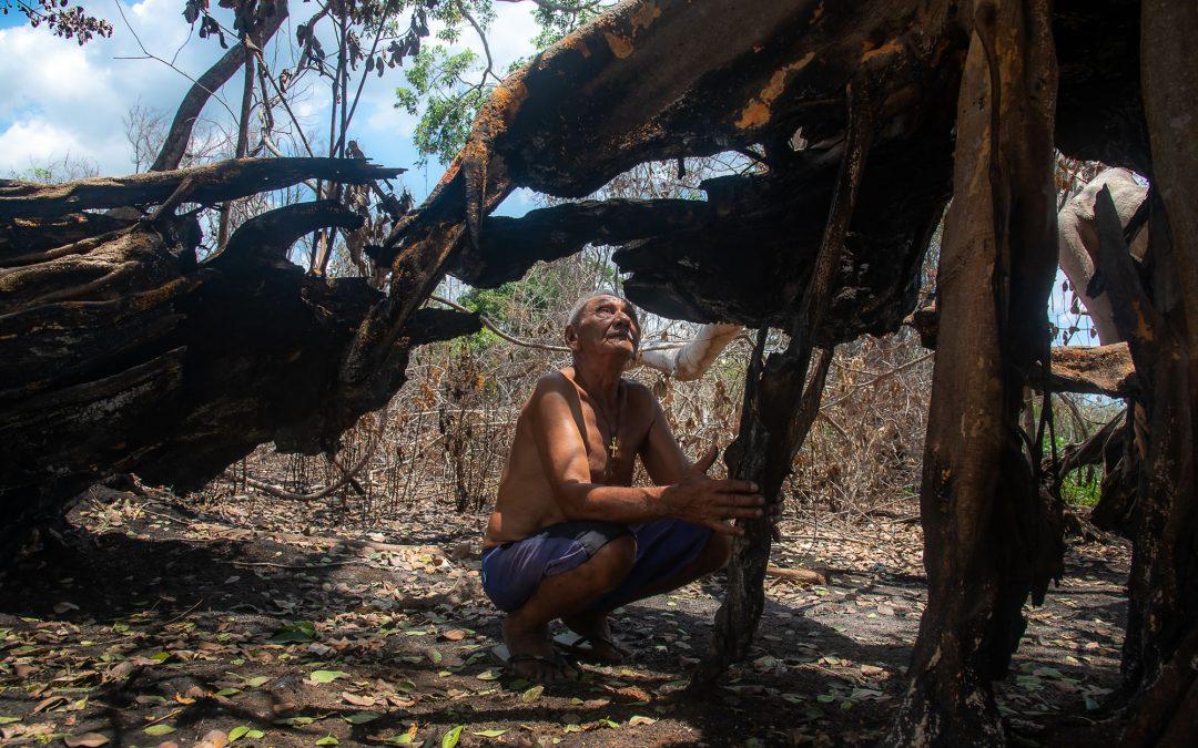 AMAZÔNIA REAL: Povo Guató tenta retomar a rotina no pós-queimadas, mas o trauma e os estragos ainda são muito recentes
