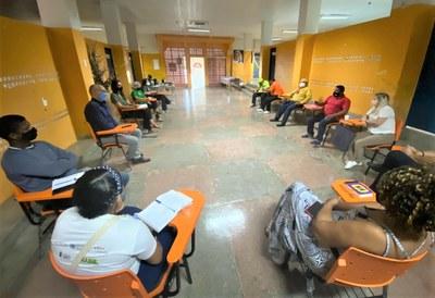 MPF: Refugiados: órgãos discutem educação com lideranças indígenas Warao em João Pessoa