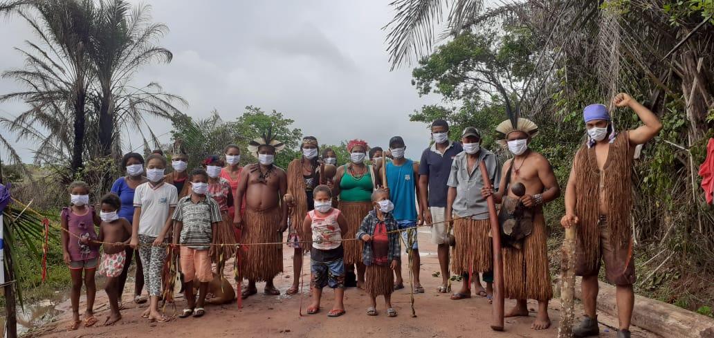 CIMI: Funai se apropria de barreiras sanitárias realizadas por indígenas para mascarar ineficiência das políticas de combate a pandemia