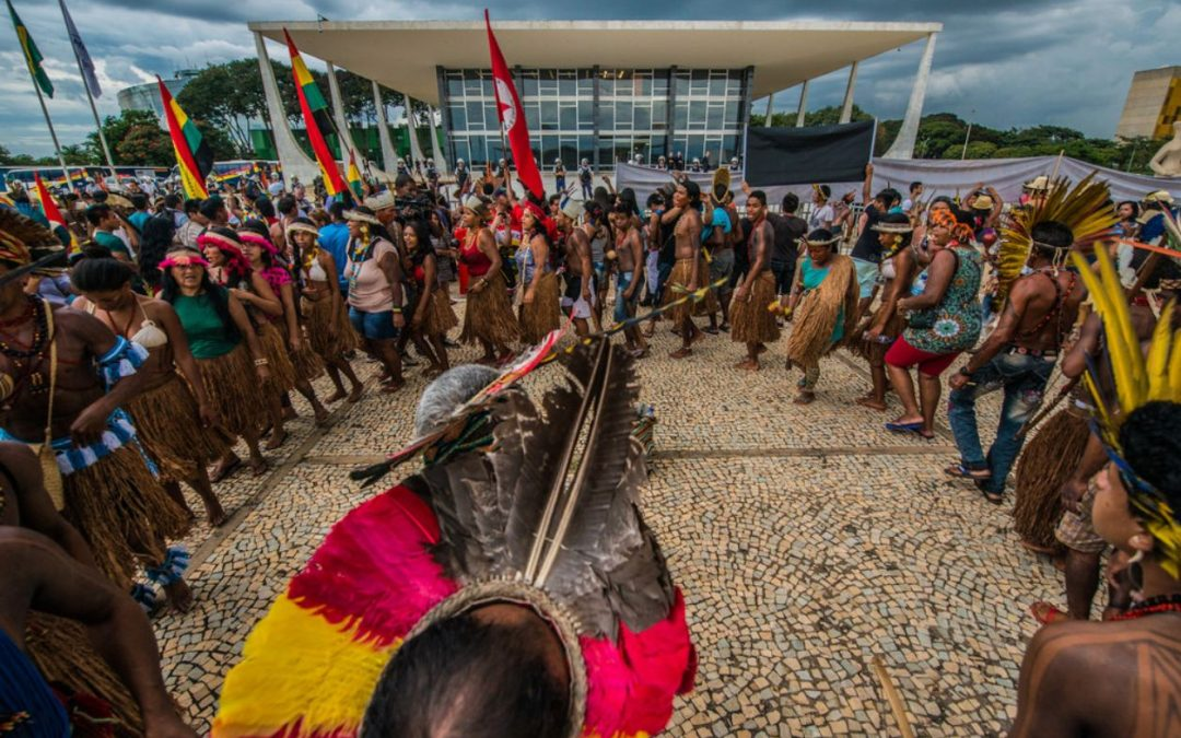 APIB: STF suspende reintegração de posse de área integrada à demarcação da Terra Indígena Tupinambá de Olivença