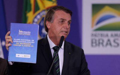 FOLHA DE SÃO PAULO: Bolsonaro tenta sabotar medidas contra Covid-19, diz relatório da Human Rights Watch