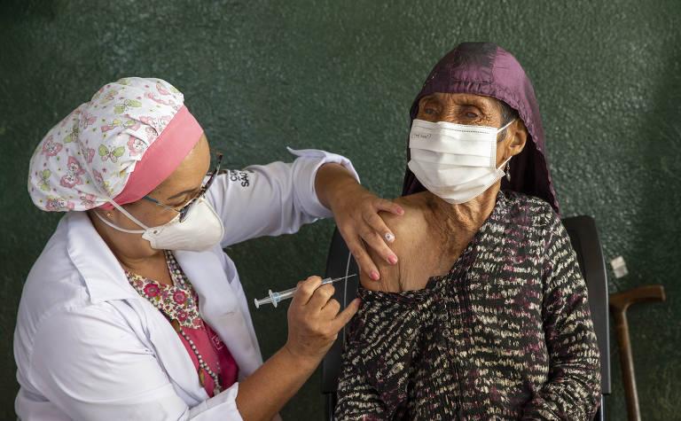 FOLHA DE S. PAULO: Ministério questiona Rondônia sobre desvio de 8.805 doses de vacina