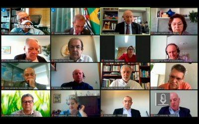 SENADO: Confúcio entrega ao Planalto o relatório final da comissão mista da covid-19