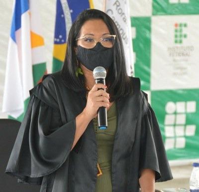 IFB RORAIMA: Primeira mulher indígena assume direção de campus do IFRR