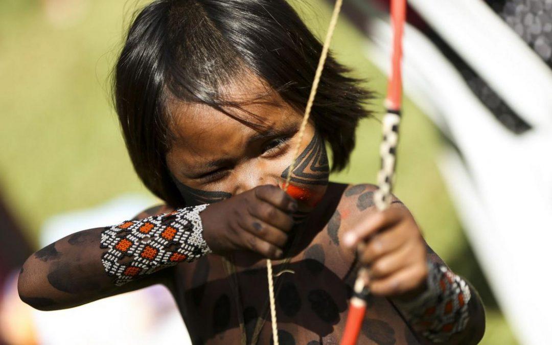 ONU BRASIL: UNICEF e parceiros desenvolvem ações de prevenção contra a COVID-19 para povos indígenas
