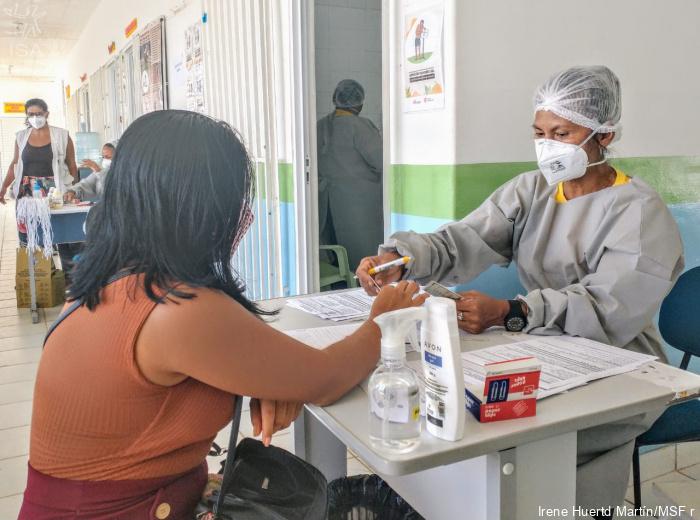 ISA: Segunda onda: São Gabriel da Cachoeira registra 100% de ocupação nos leitos do único hospital da cidade