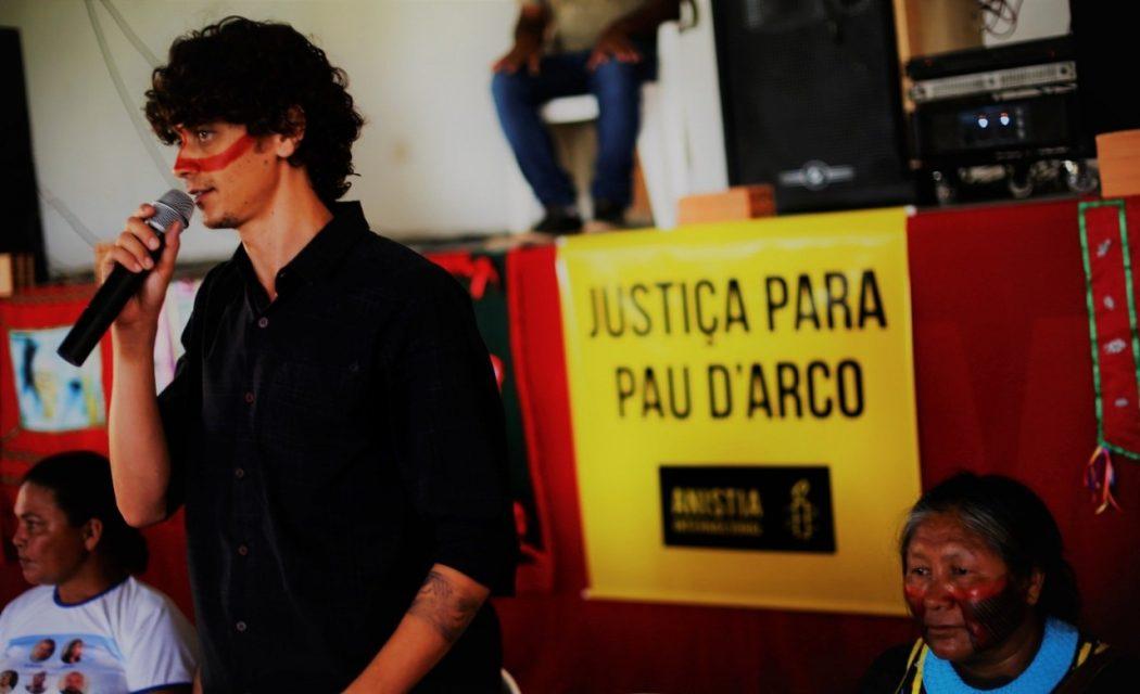 CIMI: Entidades pedem liberdade de advogado dos sem-terra do Massacre de Pau D'Arco, preso no Pará