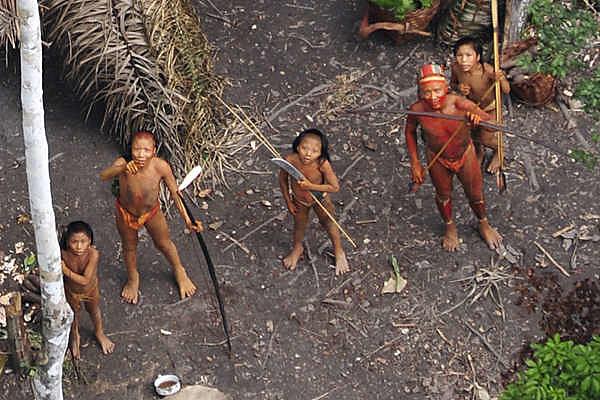 BRASIL DE FATO: Militares já ocupam quase 60% das coordenações regionais da Funai na Amazônia Legal