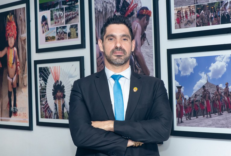 FUNAI: Paulo Henrique de Andrade, coordenador-geral de Gestão de Pessoas da Funai, é o entrevistado desta semana