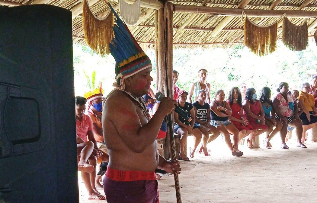 CIMI: Com luto e revolta, indígenas relatam assassinato de Isaac Tembé à Comissão de Direitos Humanos da Assembleia Legislativa do Pará