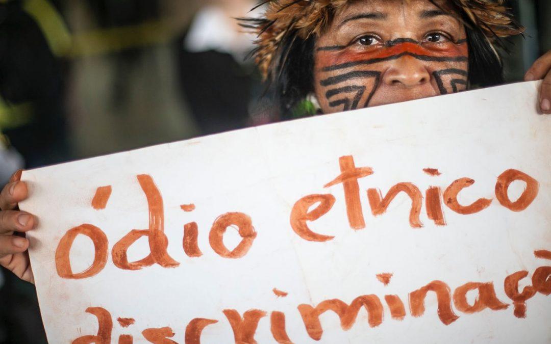 APIB: Governo racista não define indígenas!